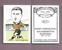 Wolverhampton Wanderers Harry Hargreaves 47 (FC)